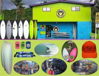 HANG LOOSE SURF SHOP (Playa de Jobos Isabela, PR)