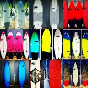 SWELL SURFBOARD (Wilfredo Pacheco)
